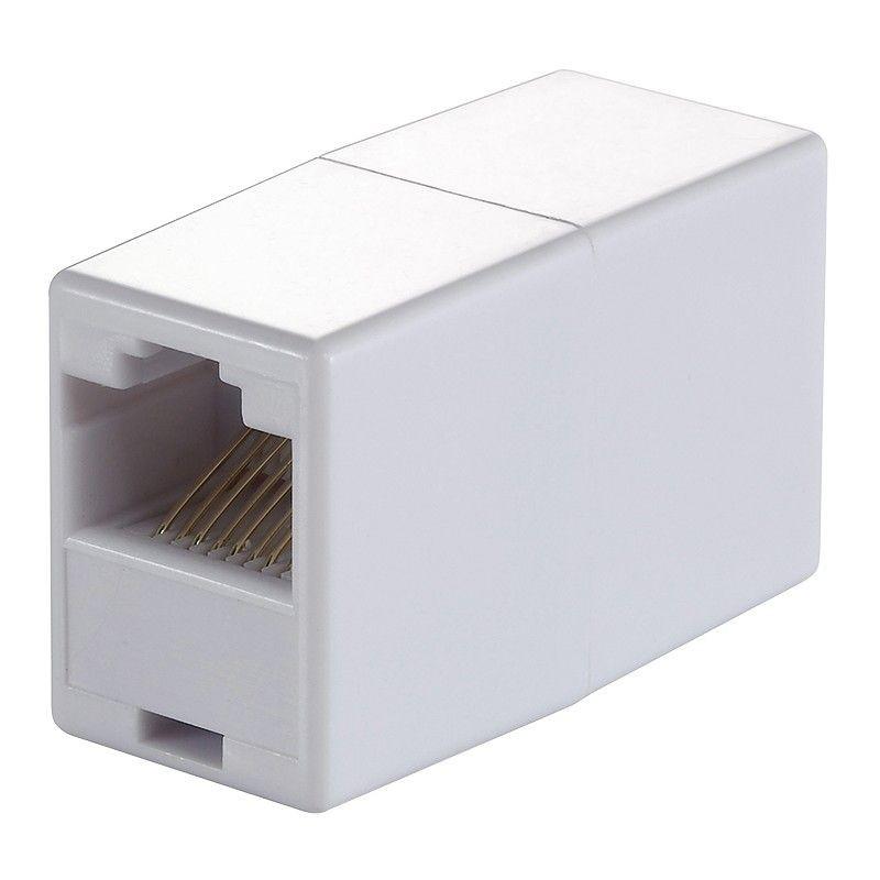 LogiLink Adapter złączka sieciowa 2xRJ45, 1:1