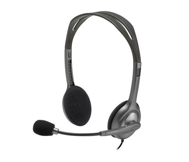 Logitech H111 Zestaw słuchawkowy stereo 981-000593