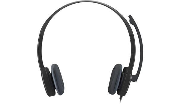 Logitech Słuchawki H151 Stereo 981-000589