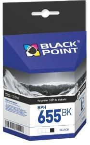 Black Point Tusz Black Point BPH655BK | black | 16 ml | HP CZ109AE