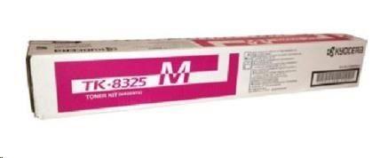 Kyocera Toner TK-8325M | 12000 str | Magenta | TASKalfa 2551ci