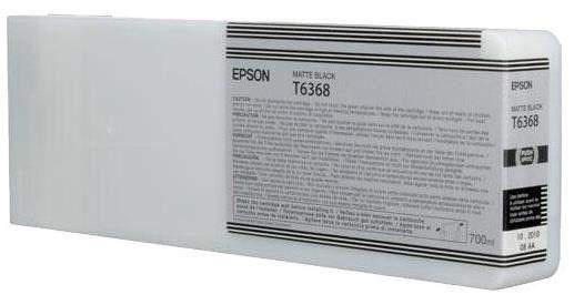Epson ink T636800 matte black Stylus Pro 7700 7900 9700 9900 WT7900 UltraChrome 700ml