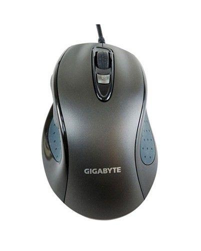 Gigabyte Mysz przewodowa M6800 optyczna USB czarna