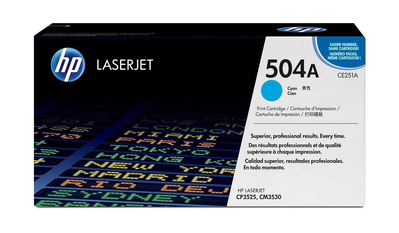 HP CE251A Toner cyan 7000str ColorSphere Color LaserJet CP3520
