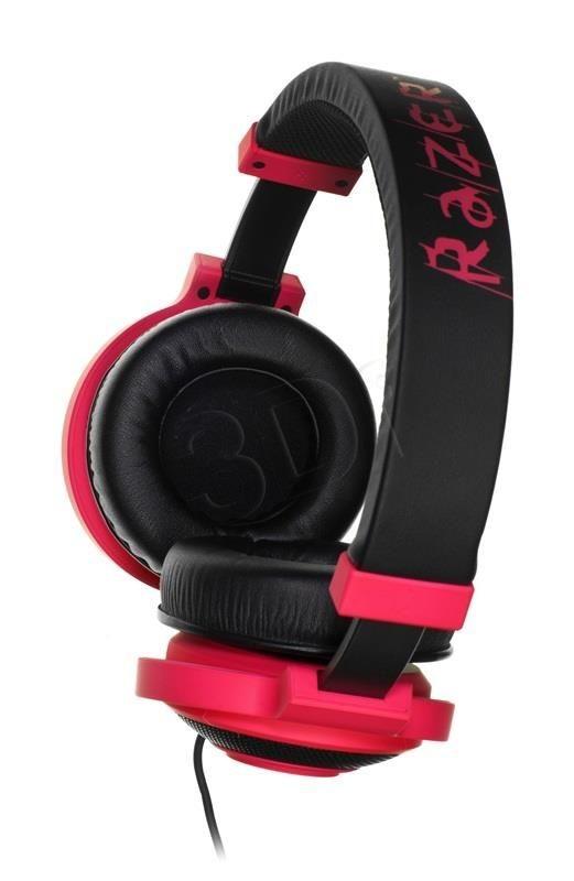 Razer Kraken Mobile Neon Red Headset