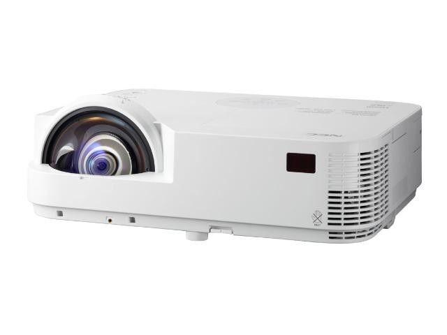 NEC Projector M303WS, SHORT-THROW, DLP, WXGA, 3000AL, 10.000:1