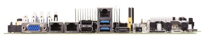 Intel Płyta serwerowa DBS1200SPL 944682 (LGA 1151; 4x DDR4 UDIMM; Micro ATX)