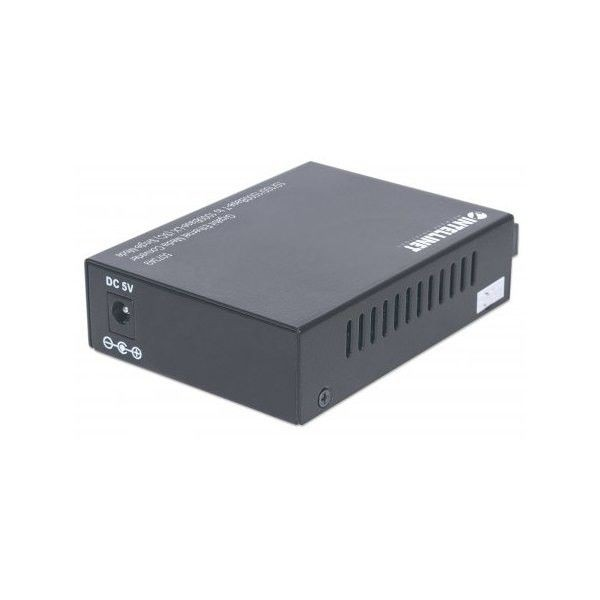 Intellinet Network Solutions Media Konwerter 1000BAS E-T RJ45/1000BASE-SX SM SC