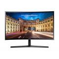 Samsung Monitor LC24F396FHUXEN, 23,5'' FullHD, VA, Curved, FreeSync, HDMI