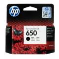 HP Tusz HP CZ101AE (oryginał HP650 HP 650; 6.5 ml; czarny)