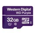 Western Digital Karta pamięci MicroSD Purple 32GB