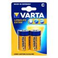VARTA Baterie Longlife Extra LR14/C 2szt