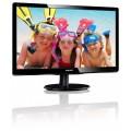 Philips Monitor 200V4QSBR/00, 19,5''; D-Sub/DCI