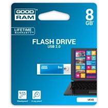 GoodRam Pamieć USB UCU2 8GB USB 2.0 Niebieska