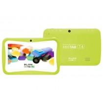 BLOW Tablet KidsTAB 7.4 zielony + etui