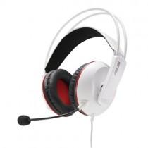 Asus Słuchawki z mikrofonem Biały 90YH0062-B1UA00