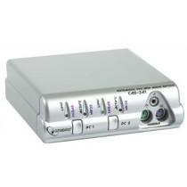 Gembird KVM PS/2+audio Switch dla 2 komputerów (automatyczny)