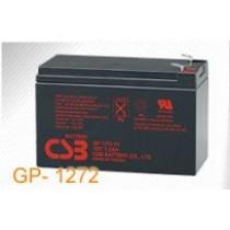 Fideltronik CSB akumulator GP1272 F2 12V/7.2Ah