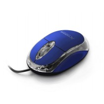 Esperanza EXTREME XM102B Przewodowa Mysz Optyczna USB CAMILLE 3D| 1000 DPI | Niebieska