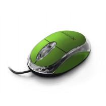 Esperanza XM102G - 5901299925058 EXTREME XM102G CAMILLE - Przewodowa Mysz Optyczna USB 3D 1000 DPI Zielona