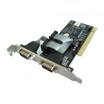 4World Kontroler PCI do Port Szeregowy Serial RS-232 x2