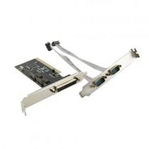 4World 04609 Kontroler PCI do Port Szeregowy Serial x2 + Port Równoległy Parallel