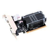 InnoVISION N710-1SDV-D3BX Inno3D GeForce GT 710, 1GB SSDR3 (64 Bit), HDMI, DVI, D-Sub