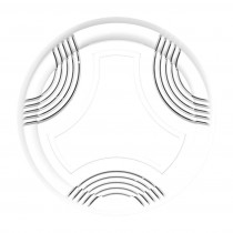 MikroTik CAP ceiling Access Point 802.11b/g/n, L4 64MB RAM, 1xLAN PoE 802.3af/at