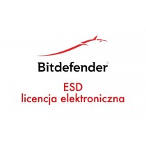 Bitdefender Internet Security kontynuacja 3 lata 5 stanowisk ESD