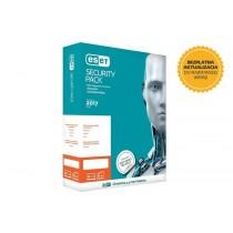 Eset PROGRAM SECURITY PACK 1PC + 1 Smartfon 3Y BOX /65242