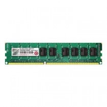 Transcend TS256MLK72V3U DDR3 ECC 2GB 1333MHz, 128Mx8