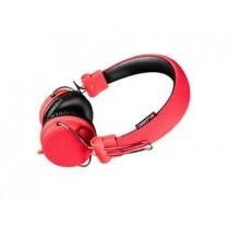 ModeCom Słuchawki Nagłowne MH-1 z Mikrofonem, czerwone