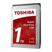 Toshiba HD2.5 SATA2 1TB L200 / 5.4k / 9.5mm