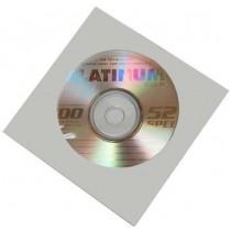 Platinum CD-R PLATINUM 700MB 52x KOPERTA 1szt.