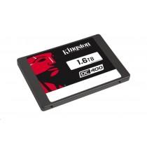 Kingston Dysk SSD Kingston DC400 1600GB SATA3 Read/Write (555/510 Mb/s)