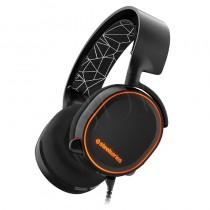 SteelSeries Słuchawki Arctis 5 Czarne