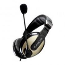Manta Multimedia Słuchawki komputerowe z mikrofonem HDP008
