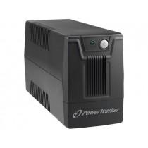 PowerWalker UPS Line-Interactive 600VA 2x SCHUKO, RJ11/RJ45 IN/OUT, USB