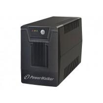 PowerWalker UPS Line-Interactive 2000VA 4x SCHUKO, RJ11/RJ45 IN/OUT, USB