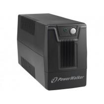PowerWalker UPS Line-Interactive 800VA 2x SCHUKO, RJ11/RJ45 IN/OUT, USB