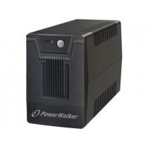 PowerWalker UPS Line-Interactive 1500VA 4x SCHUKO, RJ11/RJ45 IN/OUT, USB