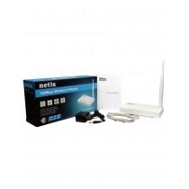 Netis Router WF2411E N150 4X LAN 100MB 1X ANTENA 2.4GHZ DSL