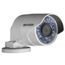 Hikvision HIKVISION IP kamera 2Mpix, 1980x1080 až 25sn/s, obj. 6mm (54°), 12VDC/PoE, IR-Cut, IR, WDR 120dB, 3DNR, venkovní (IP67)