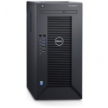 Dell PowerEdge T30 E3-1225v5 3.3QC 1x8GB UDIMM 1TB SATA 3.5'' NHP DVD-RW 1Y NBD