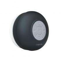 LogiLink Bezprzewodowy głośnik wodoodporny z Bluetooth czarny