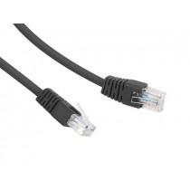 Gembird Patch cord Kat.6 UTP 0.5m czarny