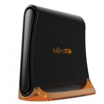 MikroTik Punkt dostępu HAP MINI RB931-2ND 650MHZ, 32MB, 3XFE, 2,4GHZ, L4
