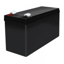 Qoltec Akumulator żelowy 12V   7Ah   max.72A   AGM