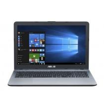Asus R541NA-GQ150T N3350 15 6 MattLED 4GB 500 HD500 DVD HDMI USB-C BT Win10 2Y Srebrny
