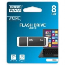 GoodRam Pamięć USB UMO2 8GB USB 2.0 Grafit